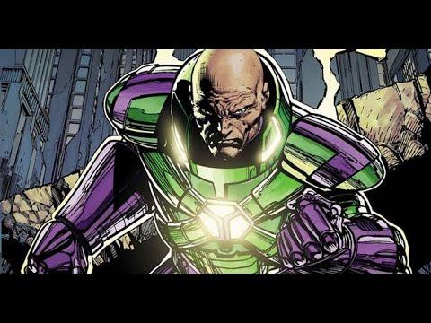 Superhero Game Ideas #19: Lex Luthor
