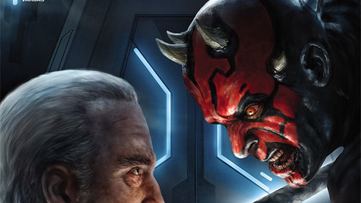 Darth Maul—Son of Dathomir, Part Three