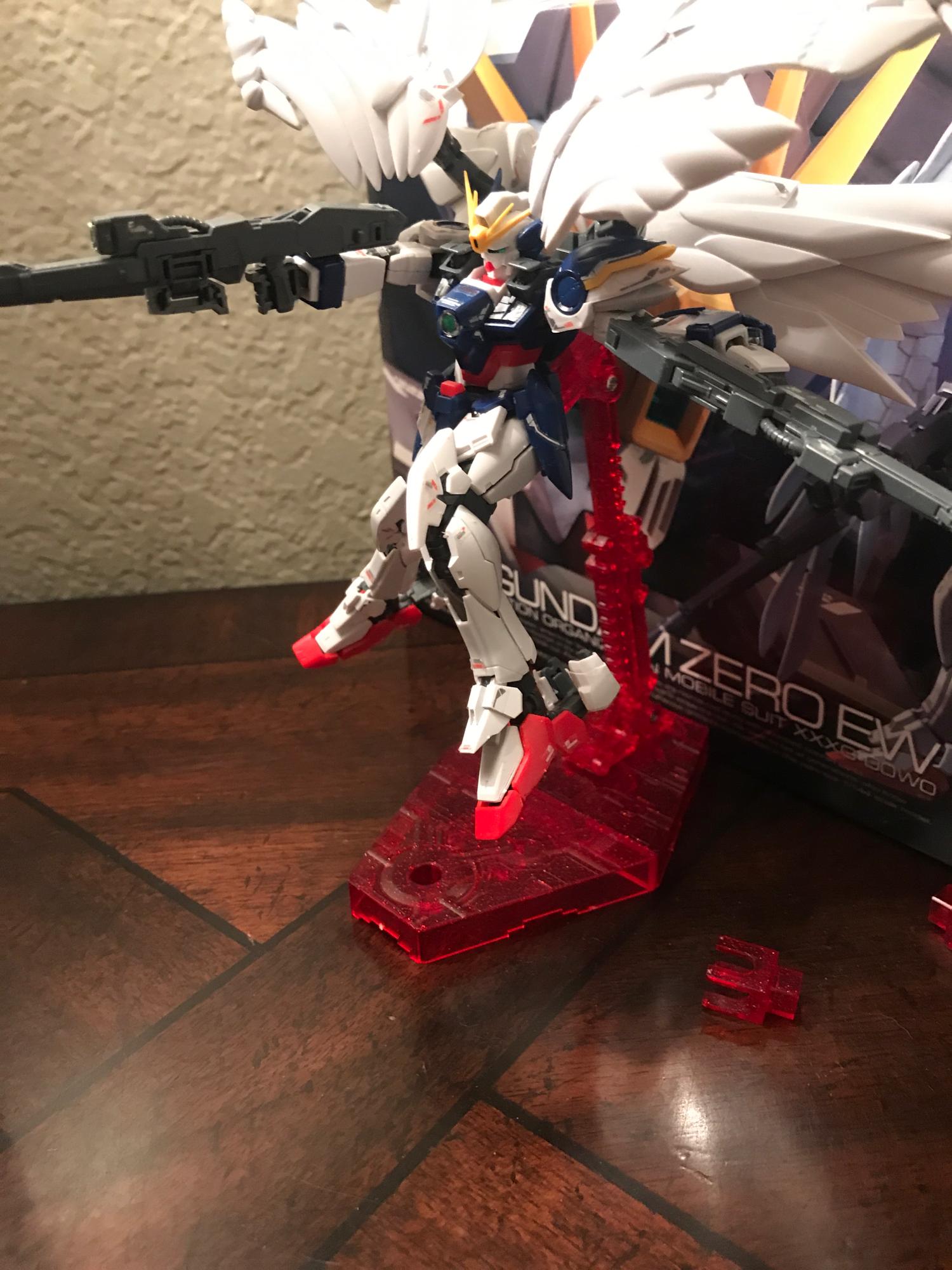 GUNPLA Wing Gundam EW
