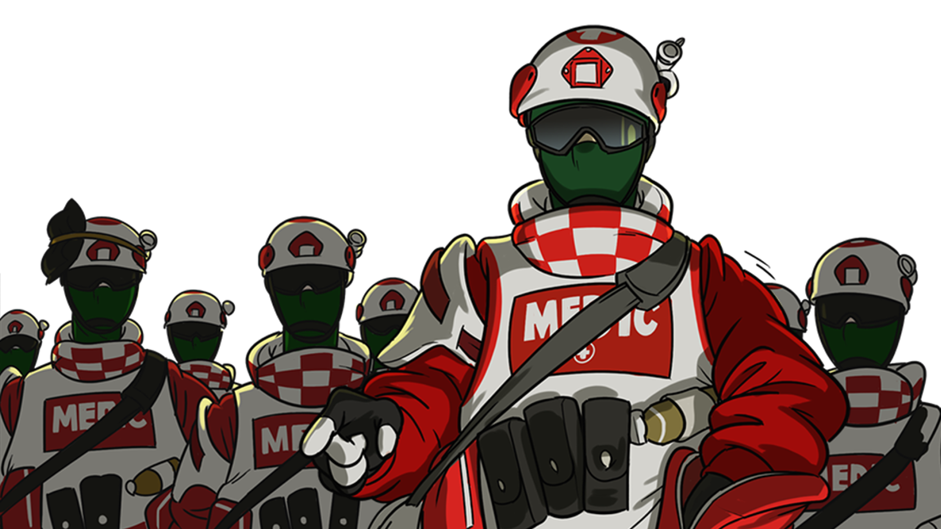 Medic Builds