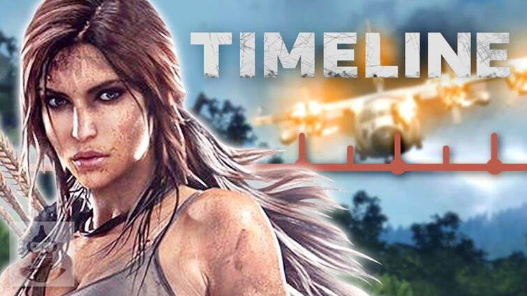 The Complete Tomb Raider Reboot Timeline   The Leaderboard