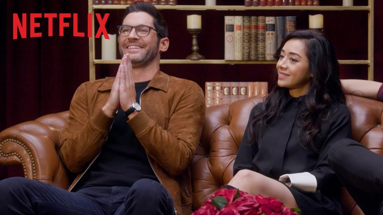 Lucifer Reunion Special - Get Ready for Season 4 | Netflix
