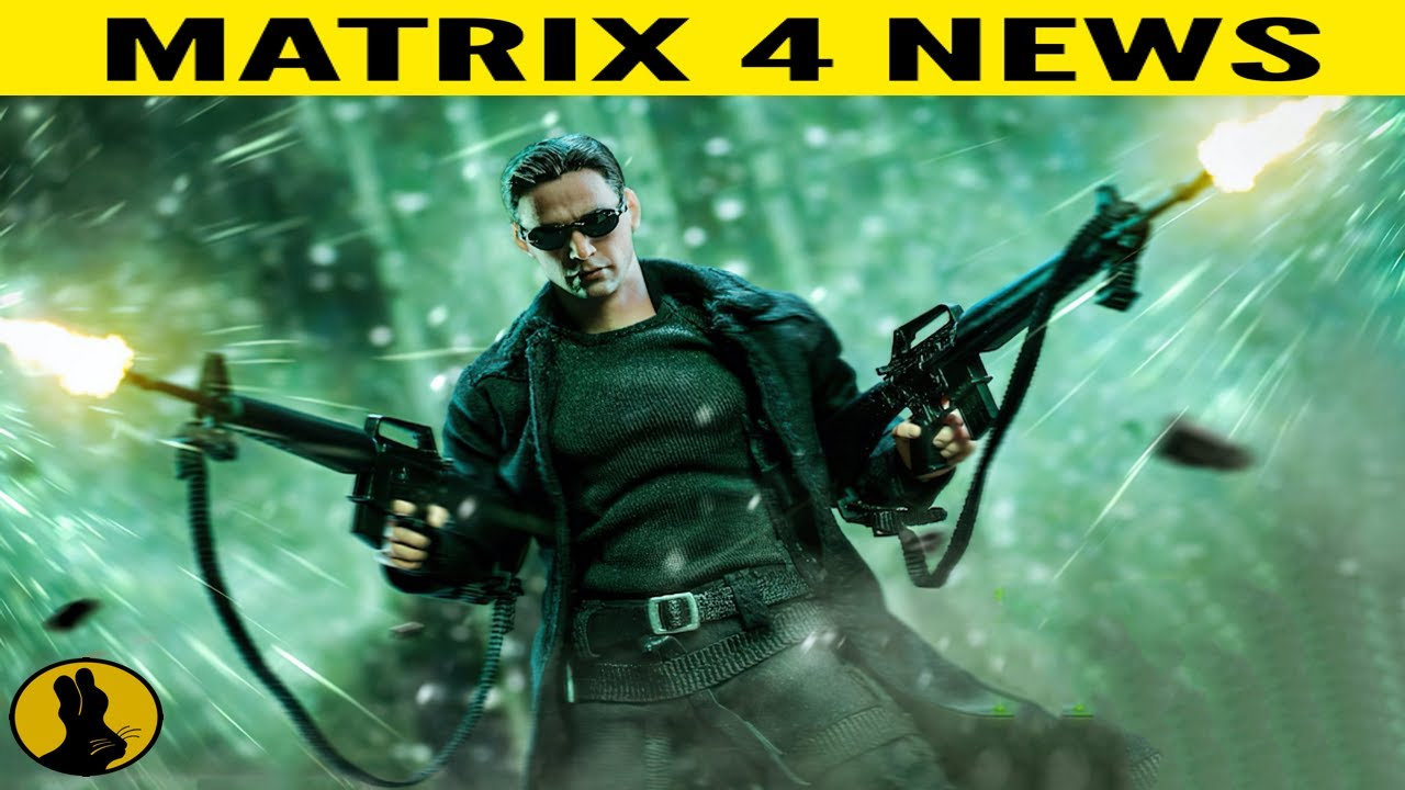 MATRIX 4 BREAKING NEWS | Official Release Date Moved AGAIN!