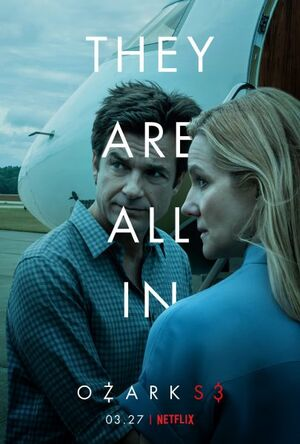 Ozark season 3 cover they are all in