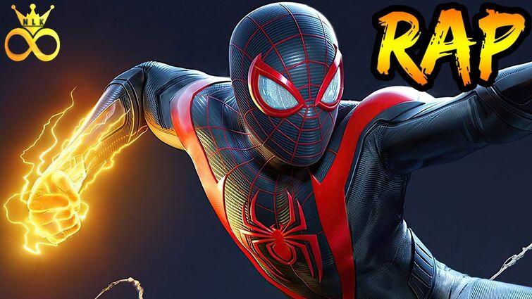 "Miles Morales Rap   ""Zero To A Hero""   NOLIMITSKING ft BAKER The Legend [Spider-Man]"