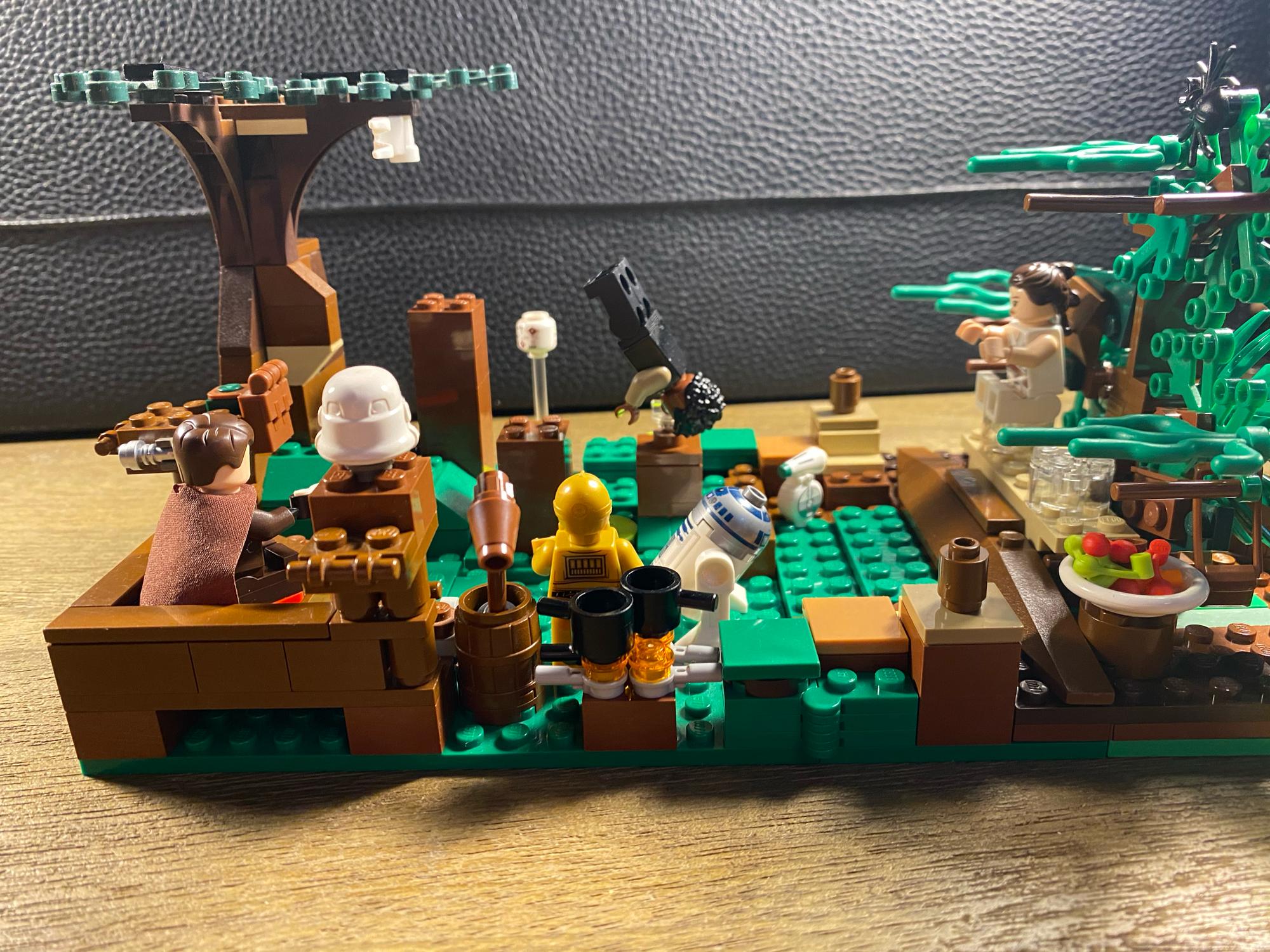 Rey S Jedi Order Lego Moc Fandom