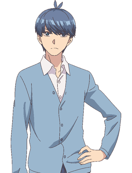 Fûtarô Uesugi anime.png