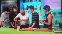 5 Seconds of Summer - Sunday Brunch - Cooking (Part 2)