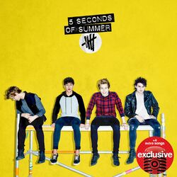5 Seconds of Summer Target album yellow.jpg