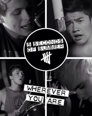 Wherever you are