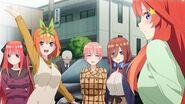 TVアニメ「五等分の花嫁∬」番宣CM 15秒