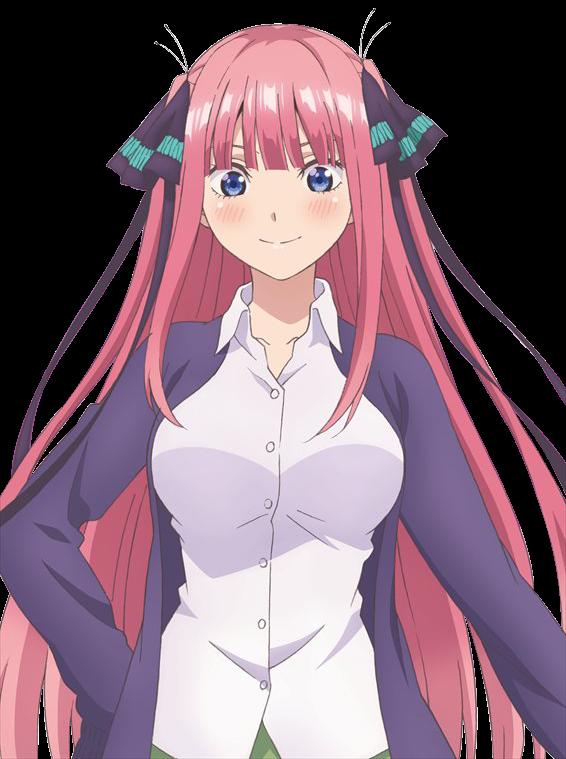 Nino Nakano 5toubun No Hanayome Wiki Fandom Nino nakano ( 中 なか 野 の 二 に 乃 の , nakano nino ? nino nakano 5toubun no hanayome wiki