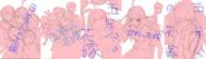 5Toubun Volume 1 Cover Draft