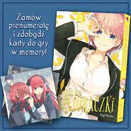 Volume 2 Polish pre order bonus