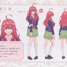 Character Profile Itsuki Nakano 1.jpg