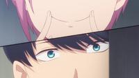 EP9 Fuutarou Miku disguises as Ichika