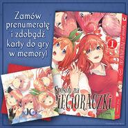 Volume 1 Polish pre-order bonus