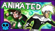 Danny Phantom vs