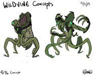 Wildvine Concept Art