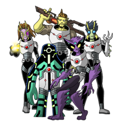The Orion Squad