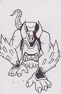 Wildmutt Armor Concept Art 1