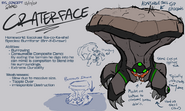 Craterface Concept Art