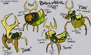 Ball Weevil Concepts