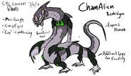 Chamalien Concept Art