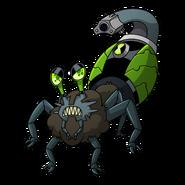 Itsy Glicky Spider