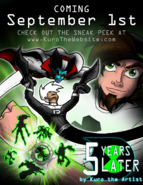 Danny Phantom Ben 10 Crossover Ch3 Poster