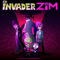 Poster 15 Invader ZIM.png