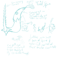 TailSpin Concept Art