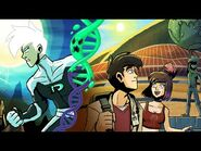 Danny Phantom- Motion Comic - TRAILER