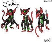 Jury Rigg Concept Art