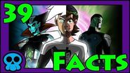 39 Facts About The Danny Phantom Ben 10 CROSSOVER Tracing the Boarder 2