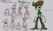 Truffle concept Art