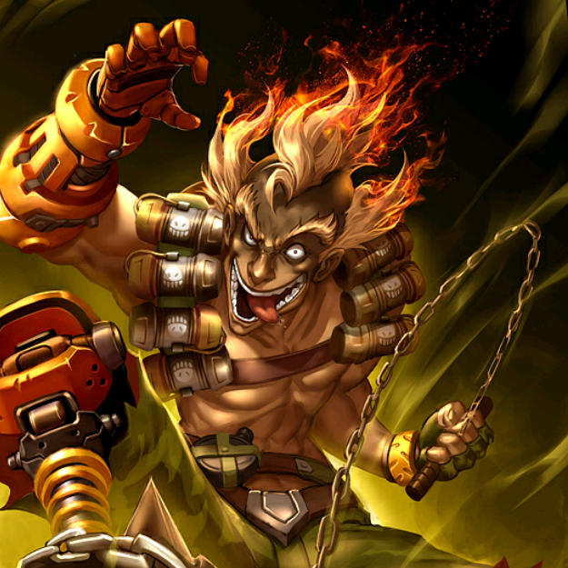 Yasuo Night's avatar