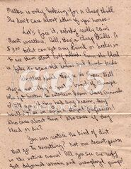 Malka's Angry Boyfriend Letter 2 (photo courteousy of TGBL)