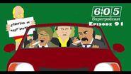 6-05 Superpodcast - Episode 91- Wandering Around