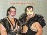 Demolition Hux & Blast