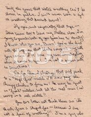 Malka's Angry Boyfriend Letter 3 (photo courteousy of TGBL)