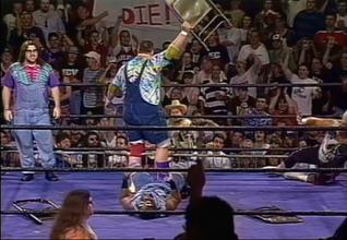 Brian's Sign in ECW - Buh Buh Must Die.png