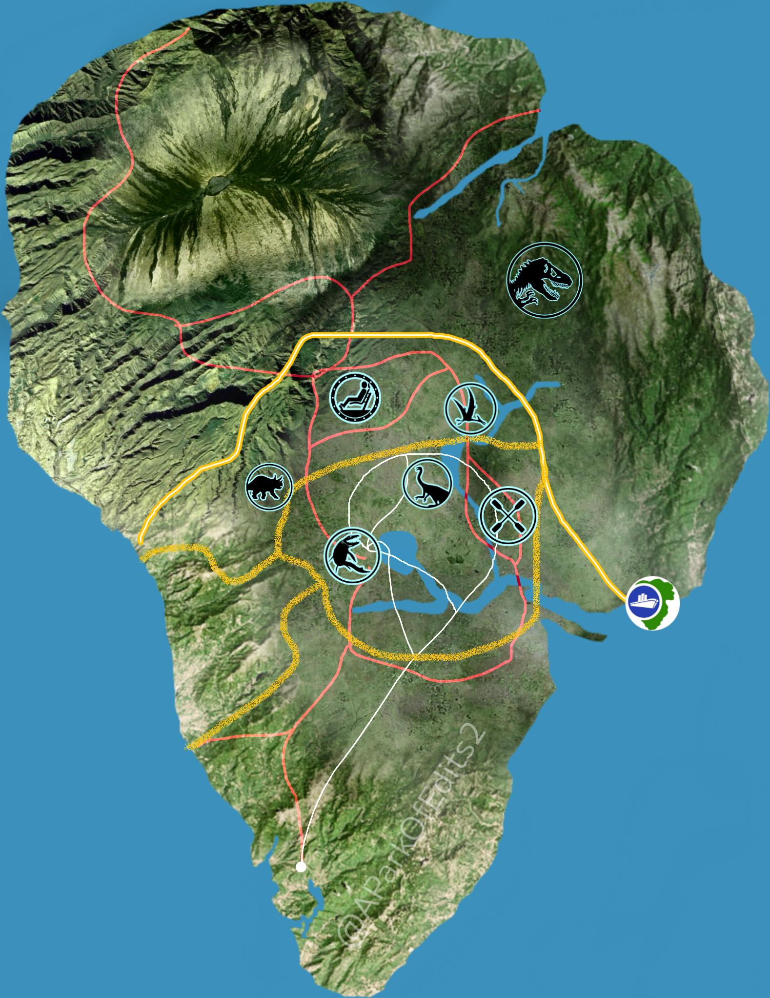 NEW Universal Studios Jurassic World Isla Nublar Lagoon Home Of Mosasaurus Mug