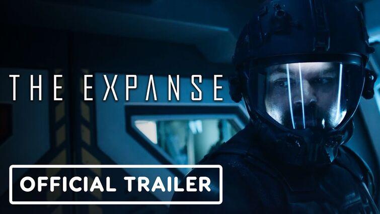 The Expanse: Season 6 - Official Teaser Trailer   NYCC 2021