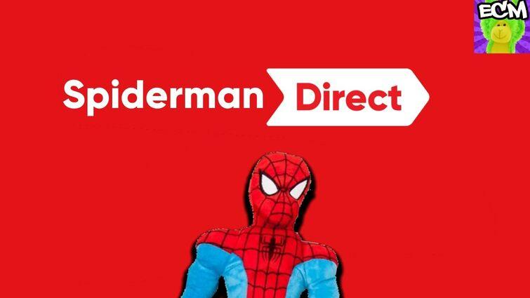 ECM Short: Spiderman Direct!