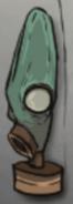 Maska smokowogazowa