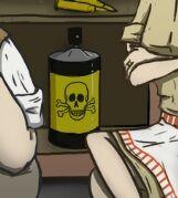 Poison 2d