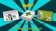 Medkit LoadingScreen Green