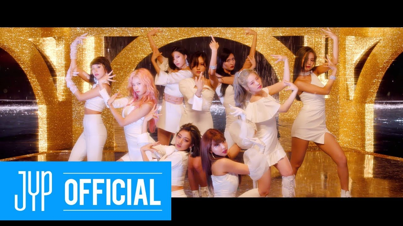 """TWICE """"Feel Special"""" M/V"""