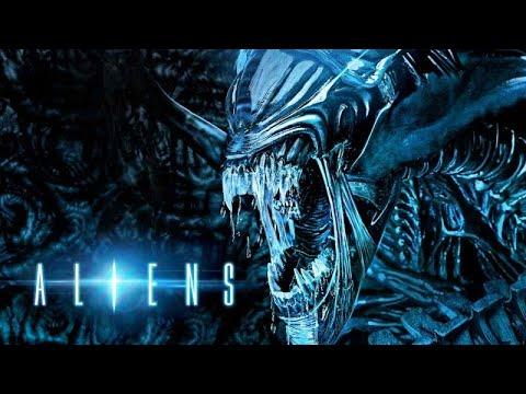 Discussing Aliens (1986) with DANQUISH